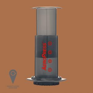 AeroPress Portable Coffee Maker